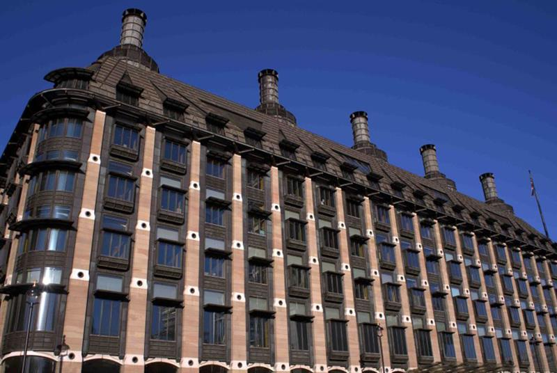 Portcullis House, Westminster (Photo: Universal History Archive/Getty Images)