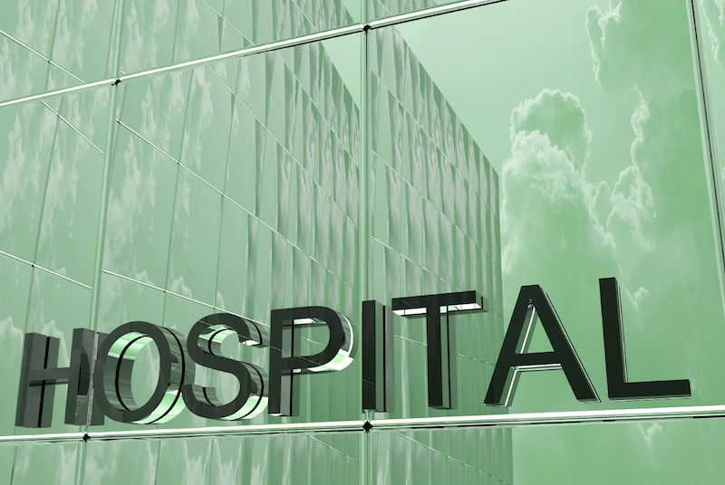 Private hospital: RCGP NI urges use only as stop-gap measure (Photo: iStock)