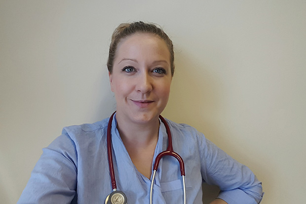 Dr Rebecca Jones: 'We want to cut through the headlines and talk about the reality of being a GP on the front line of the NHS'