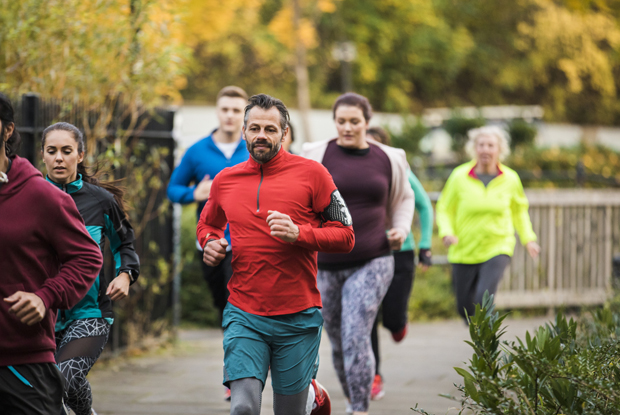 GP practices linked to parkrun events (Photo: SolStock/Getty Images)