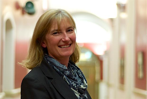 Health and social care committee chair Dr Sarah Wollaston (Photo: JH Lancy)