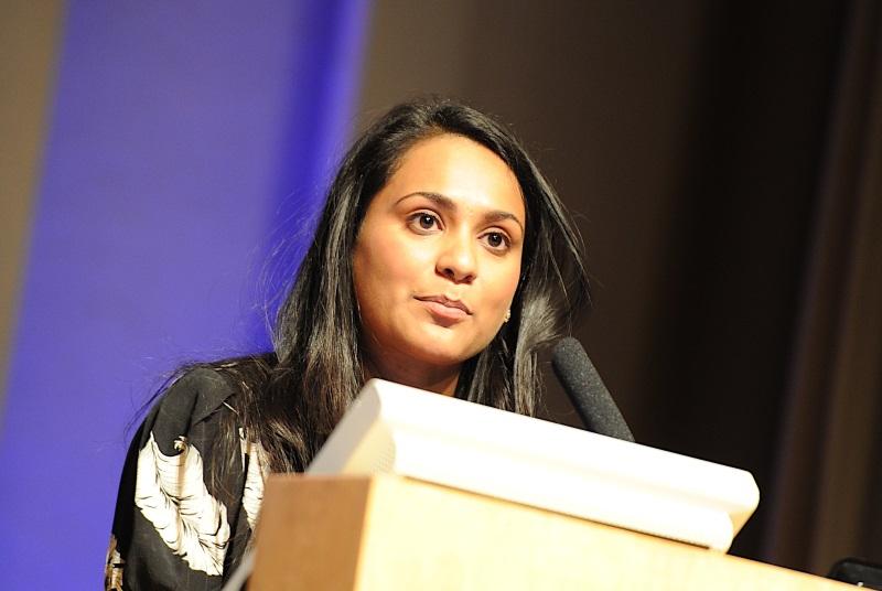 Dr Sara Khan: critical of CQC ratings plan