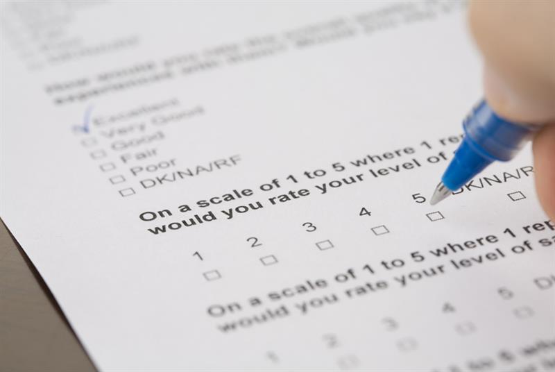 Patient survey (Photo: Kasayizgi/Getty Images)
