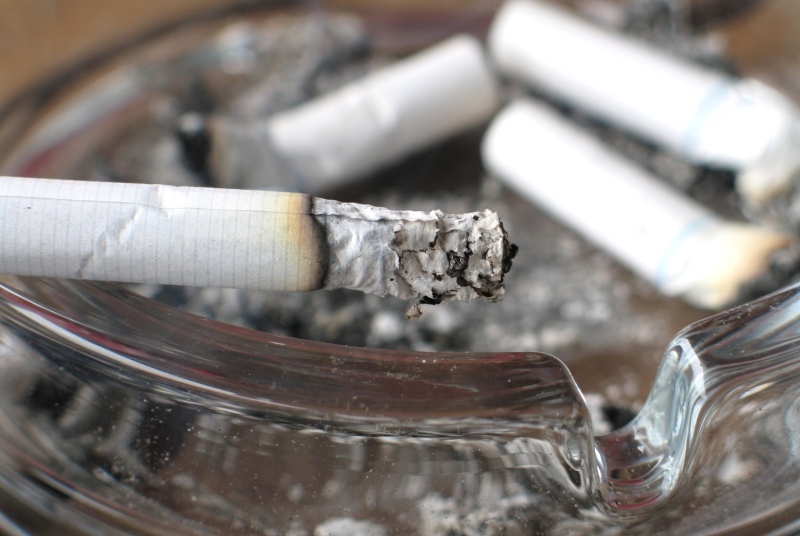 Smoking: GP public health services cut back