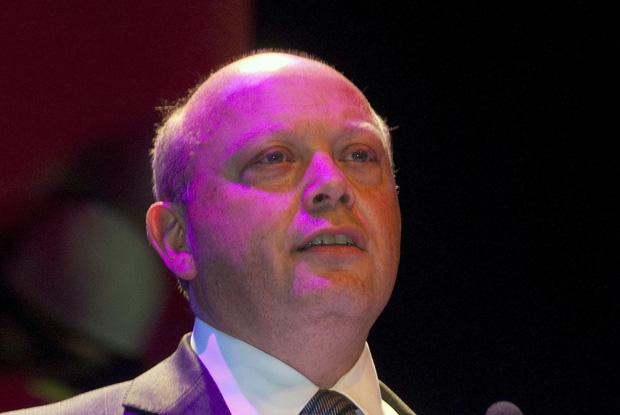 Professor Steve Field (Photo: Pete Hill)