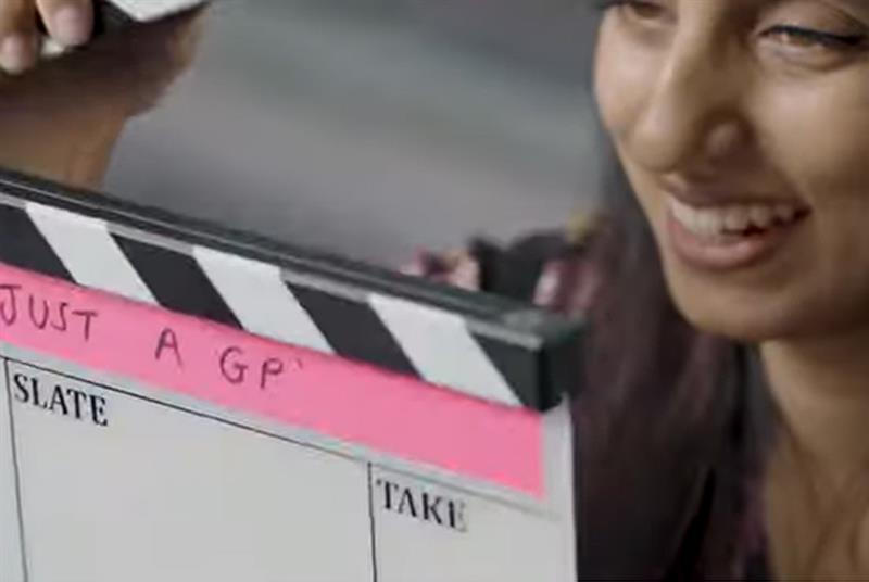 'Just a GP' video tackles denigration of general practice (Photo: Just a GP campaign)