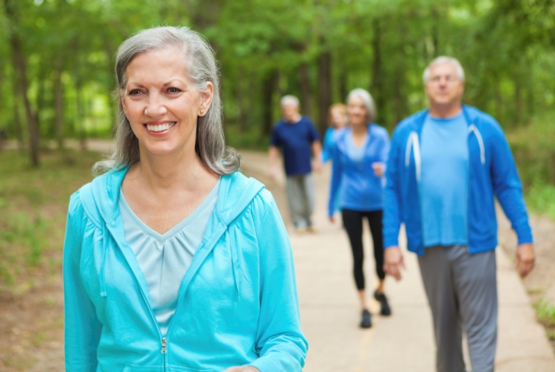 Using a pedometer can encourage more physical activity (Photo: iStock)