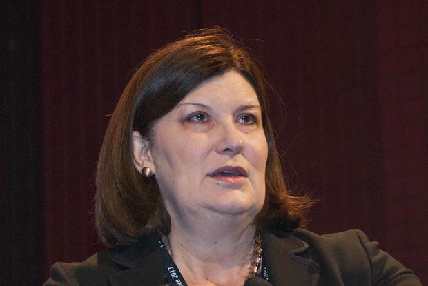 Professor Wendy Reid (Photo: Pete Hill)