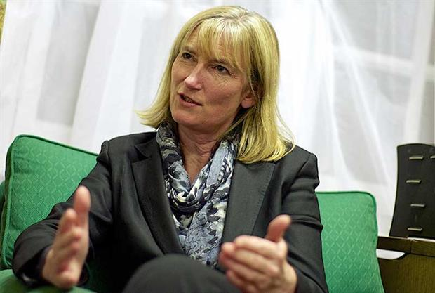 Dr Sarah Wollaston: data sharing concerns (Photo: JH Lancy)