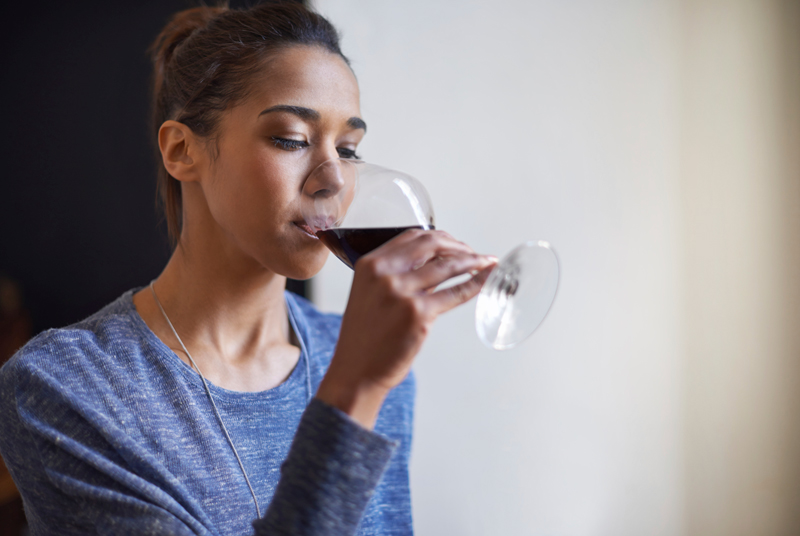 The study is the first to link moderate drinking to risk of AF (Photo: iStock)