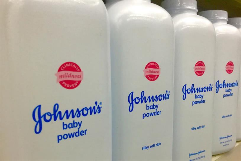Johnson & Johnson marketing boss: 'We have nothing to hide' amid asbestos allegations