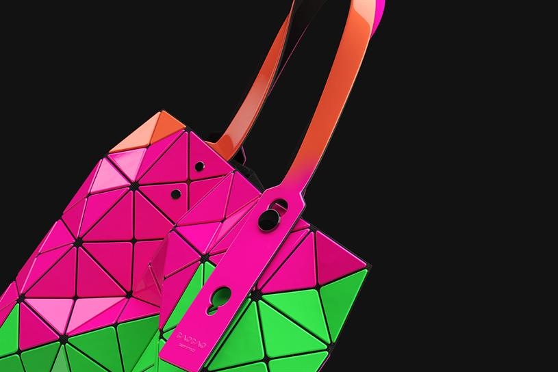 Issey Miyake makes music from bags