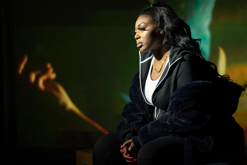 BBC and rapper Ms Banks create empowerment anthem for Women's World Cup