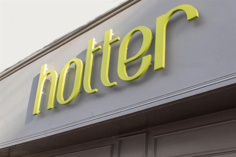 Shoe retailer Hotter picks Pablo for brand refresh