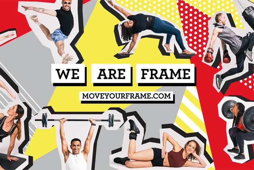 Frame celebrates 10th anniversary by challenging 'gym monoculture'