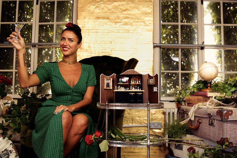 Hendrick's Gin opens townhouse featuring pygmy goats and mini cocktails