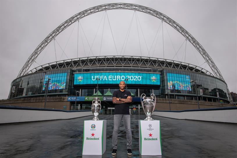 Heineken signs up as Euro 2020 official beer partner