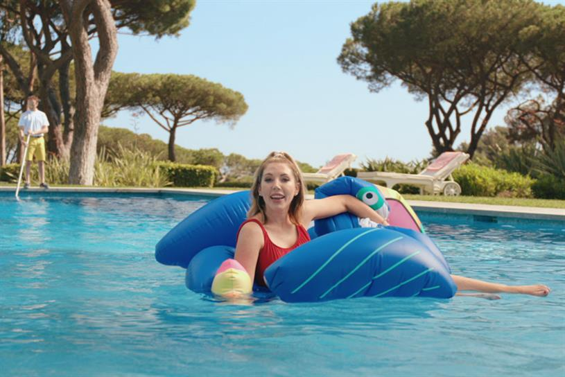 Katherine Ryan and Barclaycard offer comedy take on holiday-finance tips