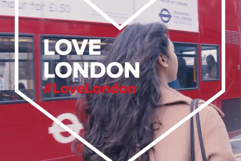 London & Partners targets millennials with social marketing
