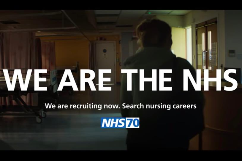NHS knocks Apple from top spot to become UK's most relevant brand