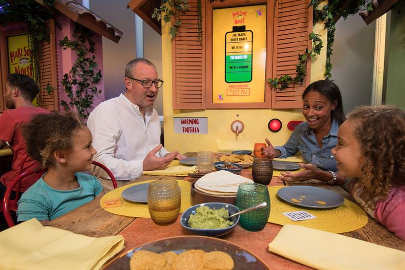 Old El Paso uses conversations to power restaurant