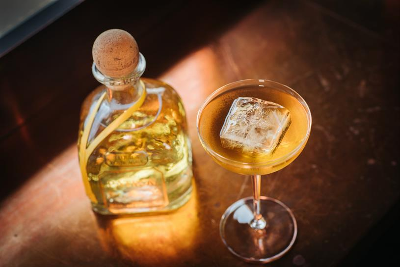 Patron supports Earth Day with sustainable cocktails and food