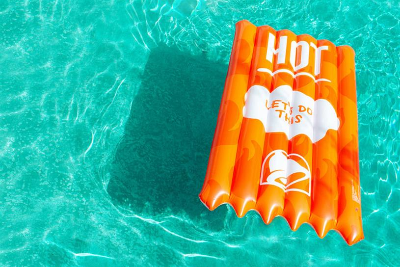 Taco Bell to open Mexican-themed resort