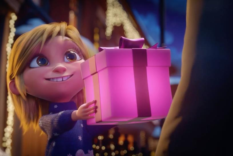 Very surprising: online retailer beats John Lewis as most engaging Christmas ad