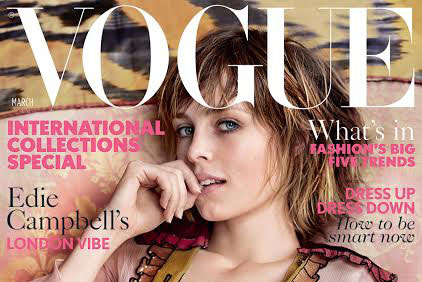 Vogue launches biggest ever March issue with 275 pages of ads 826781c23