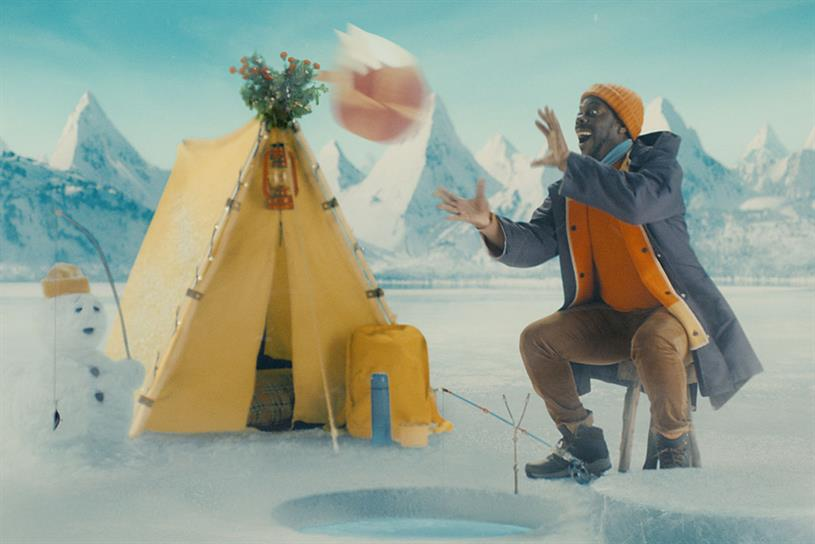 "TK Maxx ""Gift different"" by Wieden & Kennedy London"