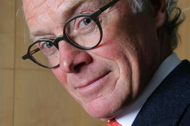 Peter Scott: the group chief executive of Engine