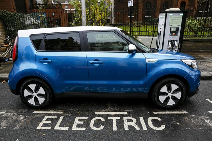 Gove: to announce all new cars will be electric by 2040