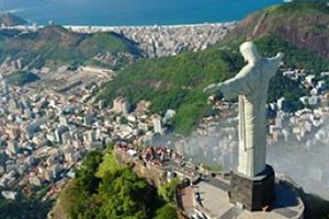 The agency has a new base in Brazil