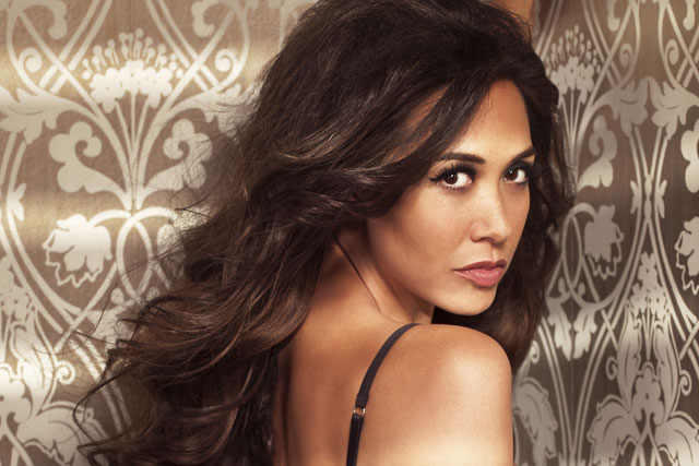 hair styles for wide faces littlewoods launches myleene klass brand 7235