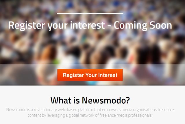 Freelance platform Newsmodo starts meetings with UK publishers