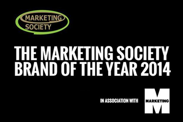 Marketing Society: Brand of the Year 2014