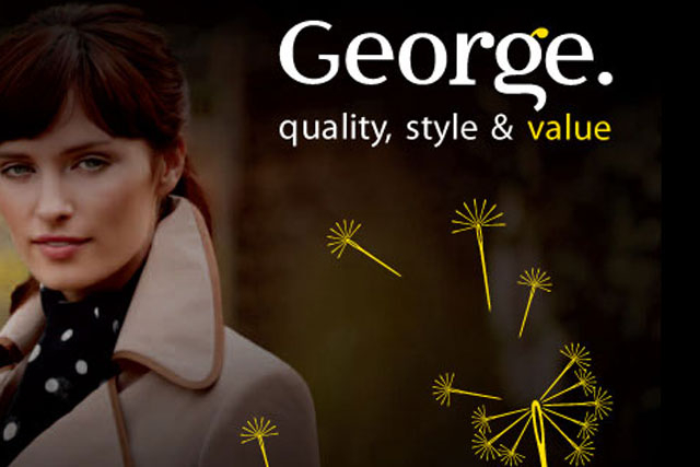 george clothing brand uk george clothing company