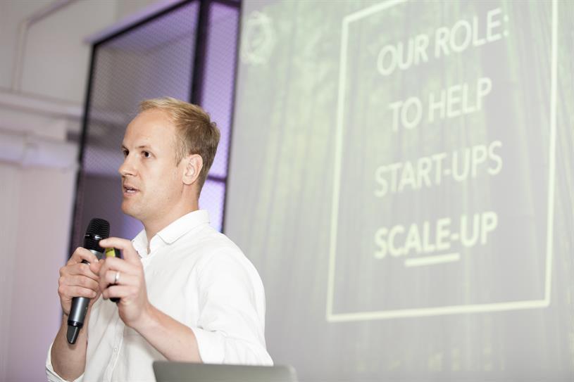 Jeremy Basset: the global marketing strategy director at Unilever