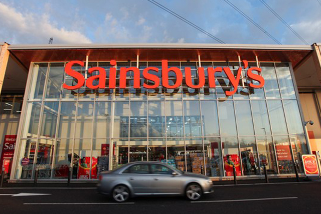sainsbury 39 s rolls out one hour delivery by bike in inner. Black Bedroom Furniture Sets. Home Design Ideas