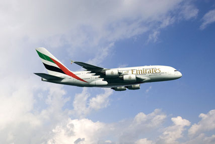 Emirates: appointed Chemistry