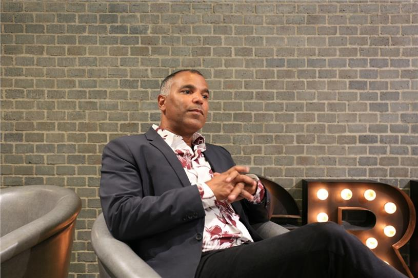 Michael Houston (photo: Grey Group)
