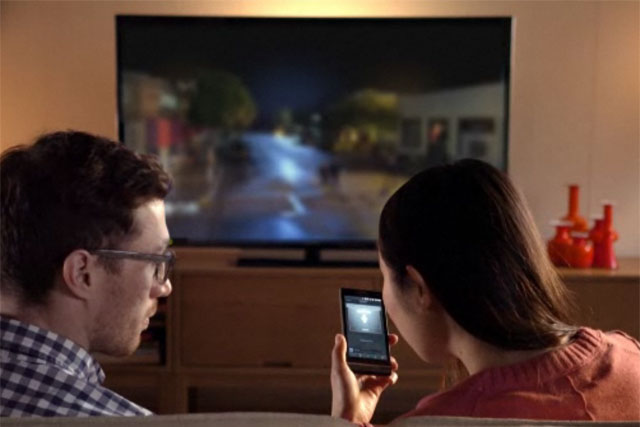 Sony: launches Google TV in the UK next month