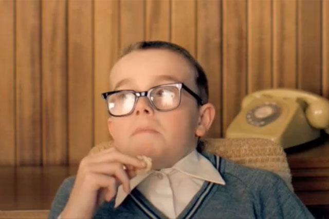 Waitrose: Easter TV ad stars a 1970s mini Heston Blumenthal
