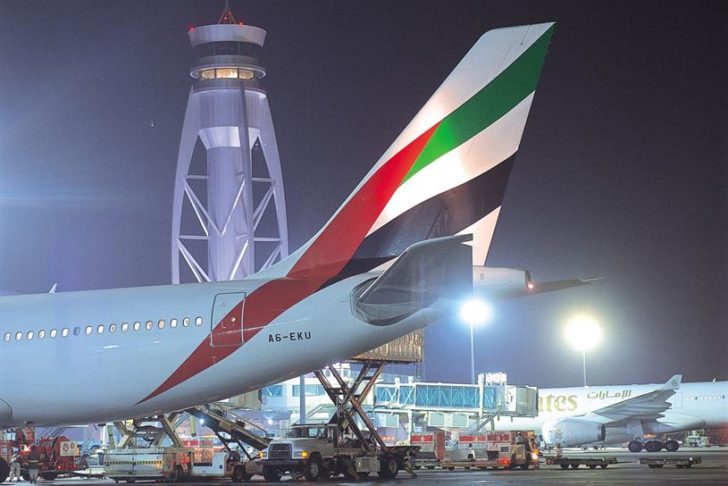 Emirates: Starcom MediaVest Group is the incumbent