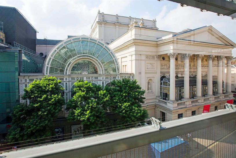 MSQ: new offices being redeveloped in Covent Garden