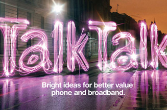 Talk Talk Unveils New Positioning As Brighter Broadband Campaign Us