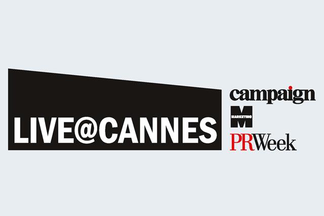 Live@Cannes: Campaign launches festival blog