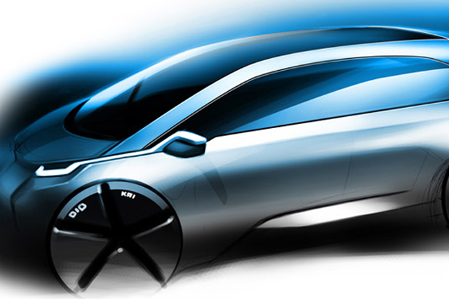 Bmw Backs Born Electric Car Sub Brand Campaign Us
