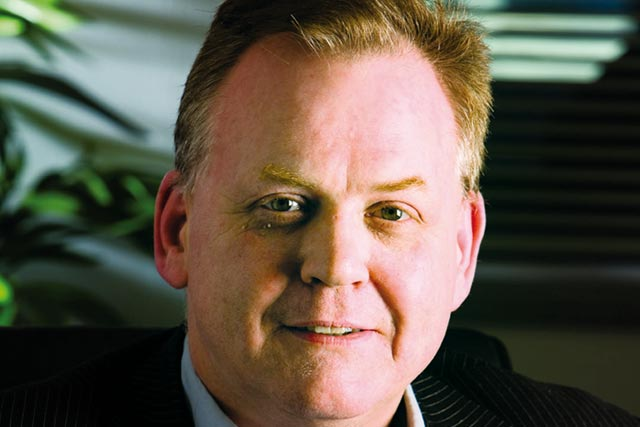 Barry McIlheney: chief executive of the PPA
