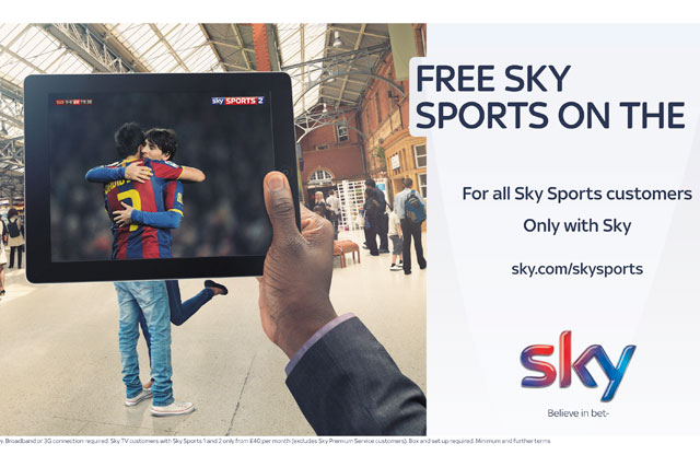 Recent work for Sky